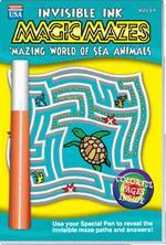 Mazing World Of Sea Animals