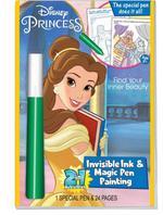 Disney Beauty & The Beast Magic Pen Painting Book