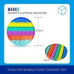 Bubble Pops- Square Fidget Toy