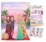 Top Model Sticker World Glamour