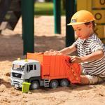 Driven Recycling Truck – Orange