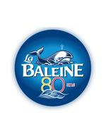 La Baleine Shaker Fine Salt 125gr
