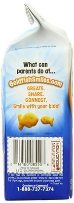 Pepperidge Farm Goldfish Original Snack Crackers 187gr