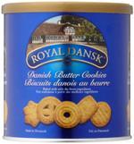 Royal Dansk Mini Butter Cookies Can 200gr