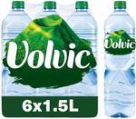 Volvic Natural Mineral Water 1.5L x6