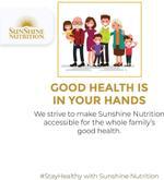 Sunshine Nutrition Cool Gummies Vegan Multivitamin 60's