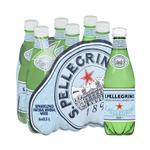 San Pellegrino Sparkling Water Bottle 500ml x6
