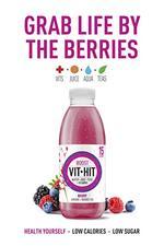Vit-Hit Boost Berry Juice 500ml