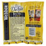 Webbox Dogs Delight Sticks Chicken 30g