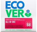 Ecover All in one 68 tabs 1.36kg