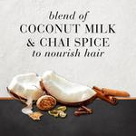 Hair Food Coconut Milk and Chai Spice shampoo and conditioner 300ml