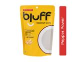 BLUFF Baked Coconut Chips Pepper Powder