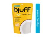 BLUFF Baked Coconut Chips Slightly Salted
