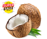 Coconut - Medium, 1 pc (approx. 300 g to 400 g)