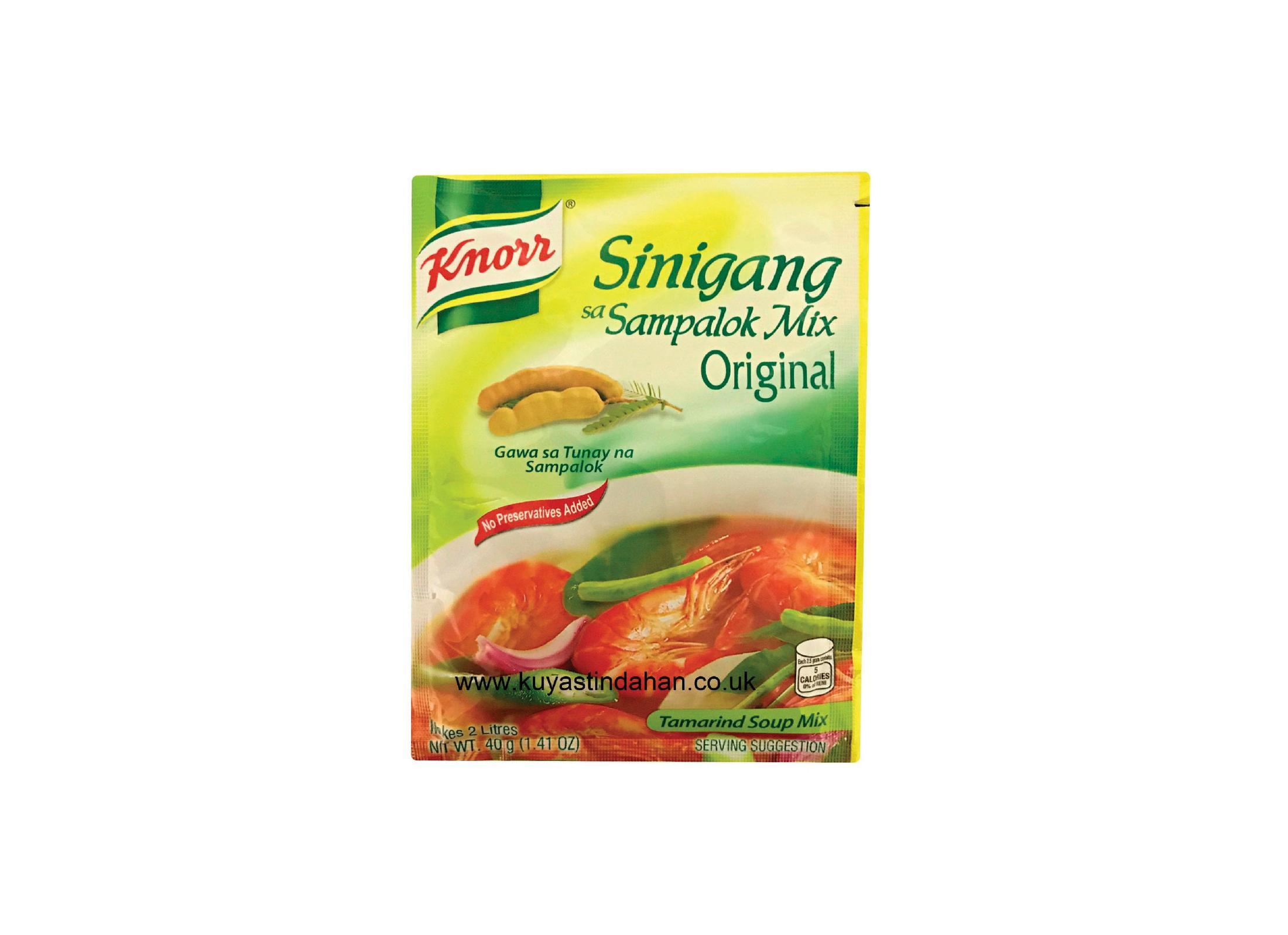 Sinigang Mix 0.04kg/Pack