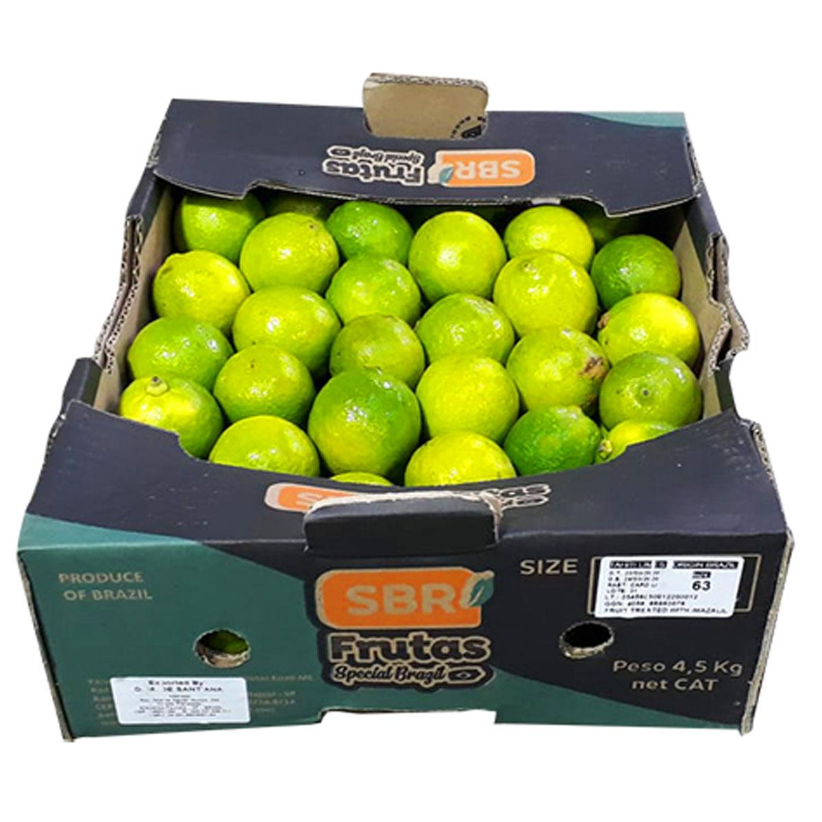 Lemon Brazil - Box