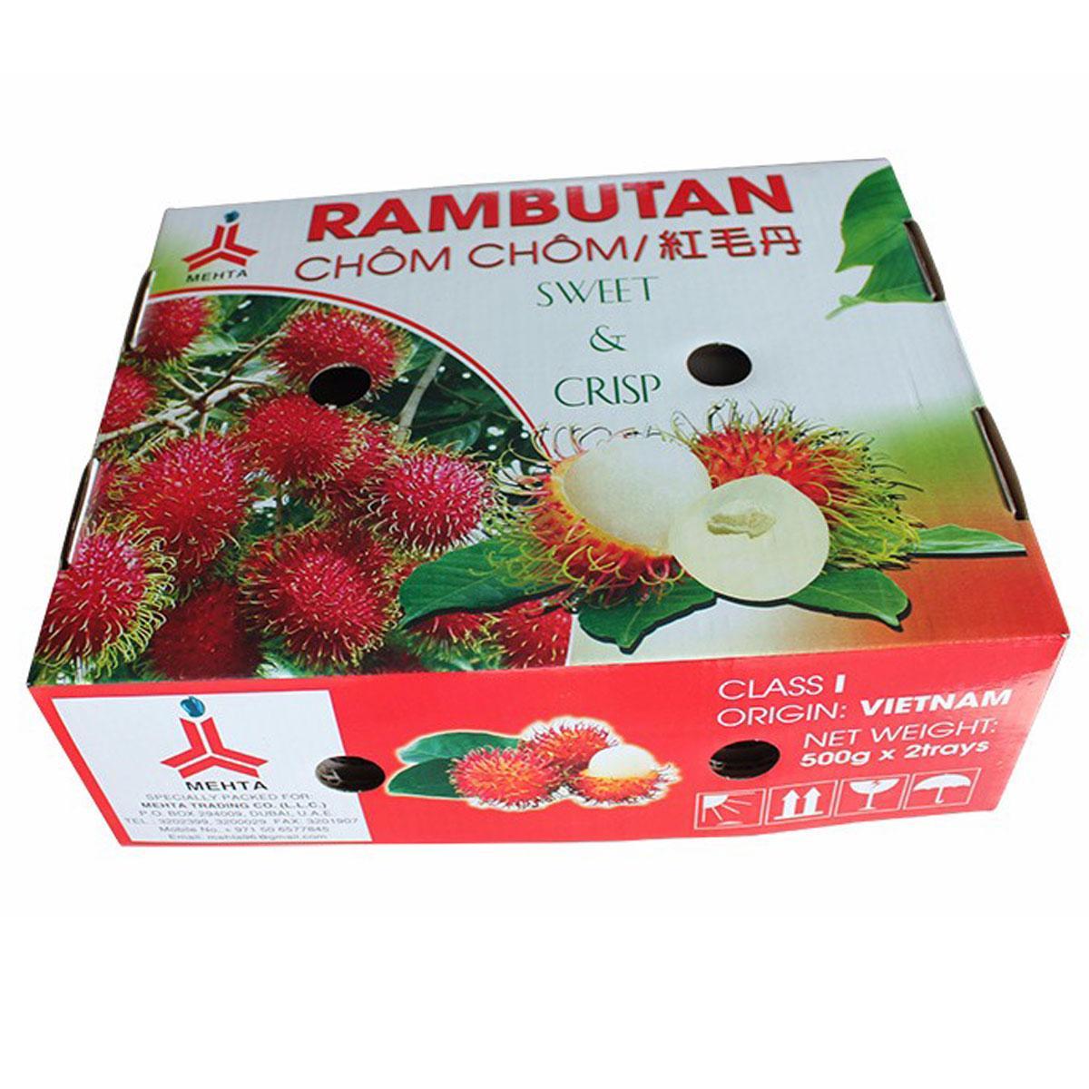 Rambutan Thailand - Box