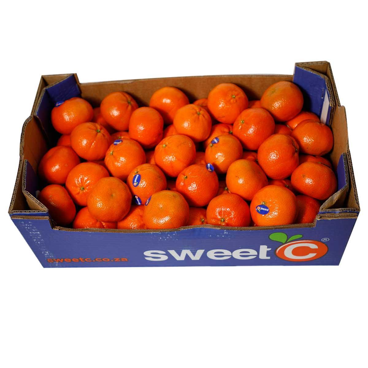 Mandarine Africa - Box