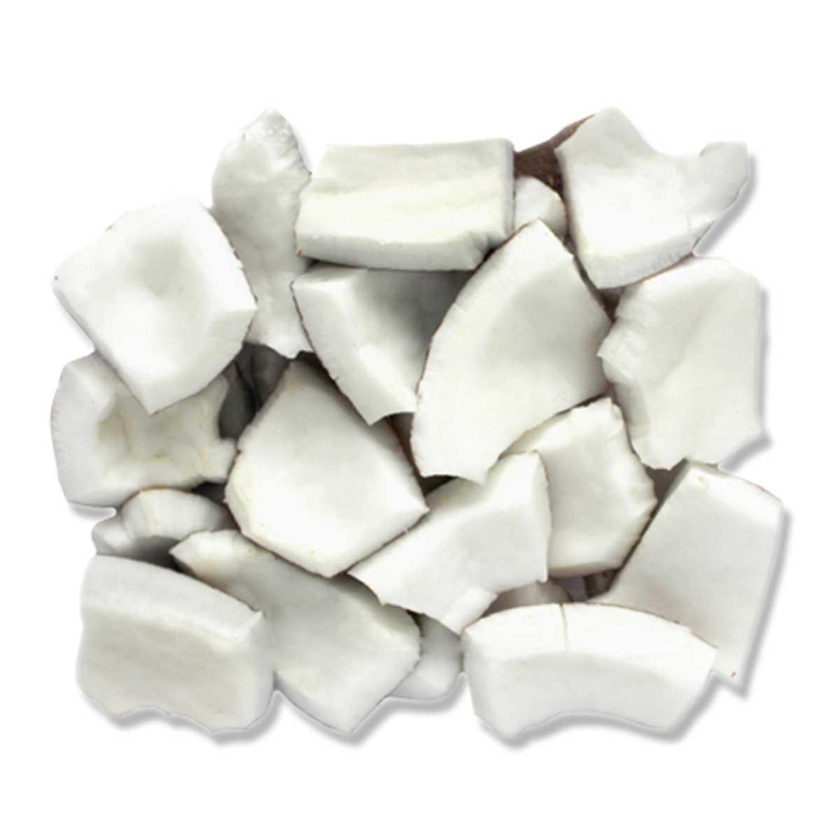 Fresh Coconut Chunks