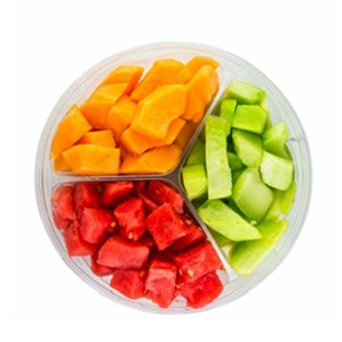Cut mixed fruit
