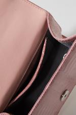 Mini Mona Ostrich Leg Bag
