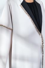 Embellished Abaya with Sheila