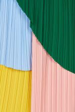 Monne Layered Pleats Skirt
