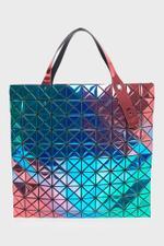 Platinum Iridescent  Shopper