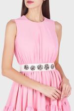 Embellished Crystal Waistbelt