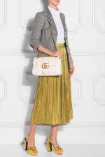 GG Marmont Studded Shoulder Bag
