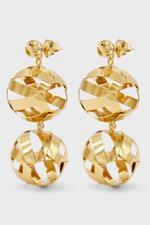 Unilla Double Earrings