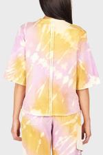 Silk Binding Sweatshirt
