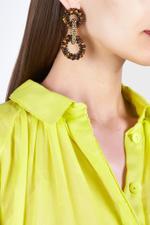 Carrarmato Quartz Bead Earrings