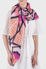 Sunshade Printed Scarf