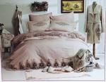 Lucca Bath & Bedding Set  - Rose Pink