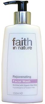 Faith in Nature Rejuvenating Facial Wash - 150 ml
