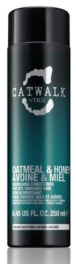 Tigi Catwalk Oatmeal & Honey Nourishing Conditioner - 250 ml