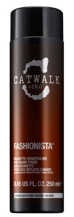 Tigi Catwalk Fashionista Brunette Conditioner - 250 ml