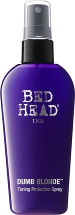 Tigi Bed Head Dumb Blonde Toning Protection Spray - 125 ml