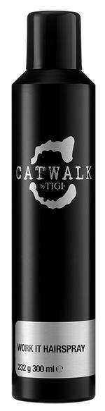 Tigi Catwalk Work It Hairspray - 300 ml