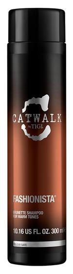 Tigi Catwalk Fashionista Brunette Shampoo - 300 ml