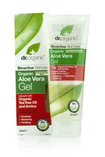 Dr Organic Aloe Vera Gel With Tea Tree Oil & Arnica - 200 ml