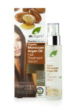 Dr Organic Argan Oil Hair Treatment Serum - 100 ml