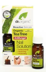 Dr Organic Tea Tree Nail Solution - 10 ml