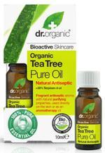 Dr Organic Tea Tree Pure Oil - 10 ml