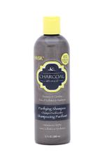 Hask Charcoal With Citrus Oil Purifying Shampoo - 355 ml