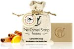 The Camel Soap Factory Milk Soap - Sweet Orange & Cinnamon 100 gm