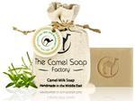 The Camel Soap Factory Milk Soap - Tea Tree & Rosemary 100 gm