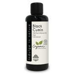 Aroma Tierra Organic Black Cumin Black Seed Oil - 100% Pure, Virgin, Cold Pressed - 100 ml