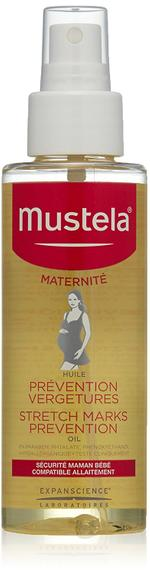 Mustela Stretch Marks Prevention Oil - 105 ml